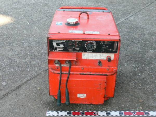 デンヨーエンジン溶接機